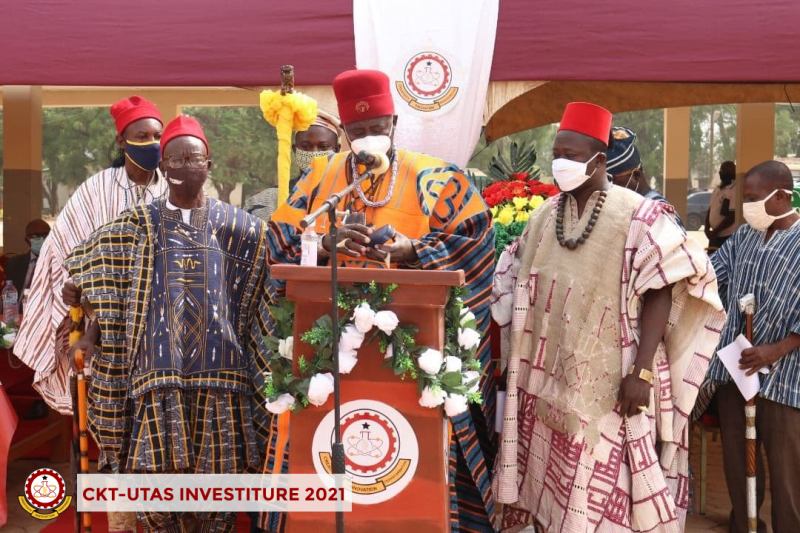 cktutas investiture