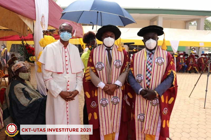 cktutas investiture 2021